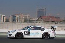 24H Dubai: Avontuur van Curbstone Corse eindigt in vangrail