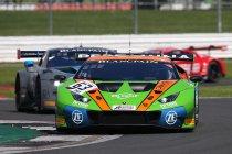 Silverstone: GRT Lamborghini pakt pole