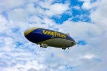 Iconische Goodyear zeppelin keert terug naar Le Mans