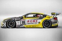 ROWE Racing met 2 BMW's naar VLN