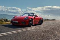 Porsche 911 Speedster is laatste telg uit de 991 familie
