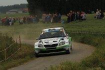 Geko Ypres Rally: Drie op drie voor Loix tijdens eerste lus