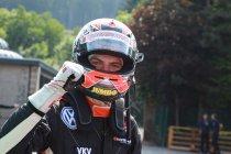FIA F3: Spa: Race 3: Drie op drie voor Max Verstappen