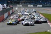 Silverstone: Lokale teams brengen deelnemersaantal op 45