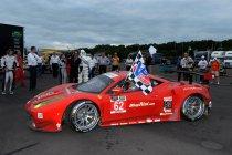 VIR: Overwinning voor de Risi Ferrari – Palttala primus in GTD (+ Video)