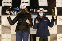 Camille en Lyssia: de vrouwen laten zich gelden in de VW Fun Cup