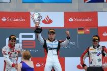 GP3: Nürburgring: Facu Regalia behaalt eerste overwinning