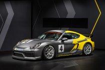 AR Performance ruilt WTCC-BMW voor Porsche Cayman ClubSport GT4