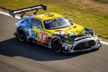 24H Nürburgring: Opvallend kleurenschema voor Haupt Racing Team Mercedes