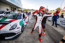 Suzuka: Kevin Ceccon lukt maiden zege voor Alfa Romeo