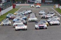 ADAC GT Masters terug naar Spa – Pirelli nieuwe bandenleverancier