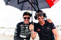 Bert en Stienes Longin mikken op Belcar-titel in 2019