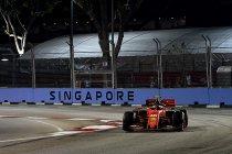 Leclerc behaalt derde pole op rij - diskwalificatie  Ricciardo