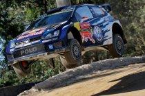 Rally van Finland: Wie klopt Volkswagen?