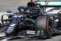 Stiermarken: Hamilton onbedreigd naar zege, Bottas blijft leider