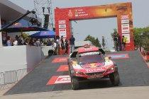 Peugeot klauwt terug met volledig podium