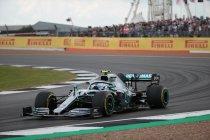 GP Groot-Brittannië: Mercedes neemt commando over in tweede vrije training