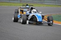 Formule Renault 1.6 NEC Junior: Spa: Overwinning voor Janneau Esmeijer - Max Defourny vijfde
