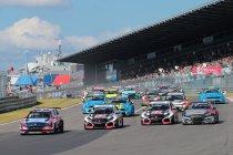 Nürburgring: Snelstarter Norbert Michelisz klasse te sterk (race 1)