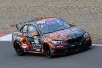 24H Zolder: Zware crash dwingt Stevens Motorsport tot opgave