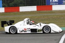 Superstars @ Zolder: Naomi Schiff maakt progressie met  Radical SR3 in Superlights
