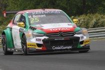 Hungaroring: Citroën bestraft in MAC 3, Honda erft zege