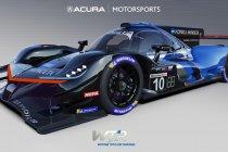 Acura maakt nieuwe klantenteams bekend - legt LMDh-plan op tafel