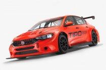 Debuut nieuwe Fiat Tipo TCR nakend