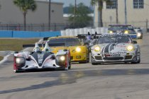12H Sebring: Muscle Milk Pickett Racing HPD is snelste op de tweede dag