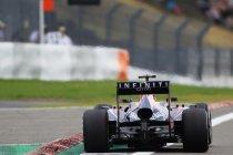 Duitsland: Vettel is Mercedes te vlug af bij de vrije trainingen