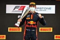 Formule 3: Lawson en Beckmann winnaars in Silverstone