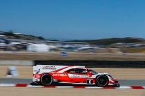 Laguna Seca: Acura domineert - Vanthoor op een zucht van de titel