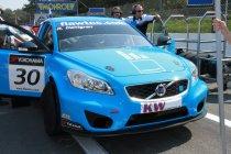 Volvo naar Shanghai met C30 voor STCC-kampioen Thed Björk