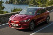 Ford dient Tesla van antwoord met de Mustang Mach-E