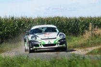 East Belgian Rally: Patrick Snijers snelst uit de startblokken