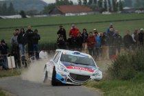 Geko Ypres Rally: Kevin Abbring neemt kanonstart