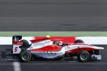 GP3: Silverstone: Zeges voor Kirchhöfer en Ceccon