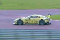 VIDEO: Eerste beelden Aston Martin Vantage GTE gelekt