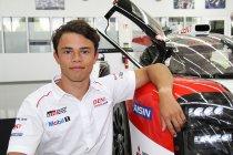 Nyck de Vries nieuwe test- en reservepiloot bij Toyota Gazoo Racing