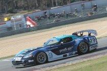 FIA GT Series: GPR Aston Martin en Brass Racing Viper delen eerste startrij