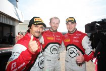 Silverstone: Het Belgian Audi Club Team WRT pakt twee podiumplaatsen