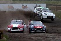 WK Rallycross-promotor IMG toont deelnemerslijst voor 2017