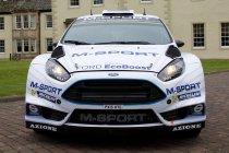 M-Sport met sterk geëvolueerde Fiësta RS WRC in Portugal