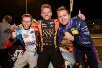 Trophée Nostalgie: Zelfs een strafronde kan het trio Bollen-Kluyskens-Soulet (#477 DRM) niet stoppen
