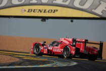 Na 1H: Porsche leidt de dans