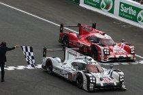 Porsche pakt de dubbel - Corvette Racing wint GTE