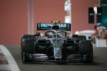 Abu Dhabi: Bottas blijft domineren