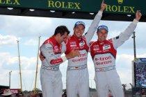 Spa: Twee van de winnaars van de 24 uren van Le Mans in het voorprogramma van het WTCC
