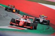 Formule 3: Dennis Hauger verstevigt leiding in het kampioenschap