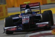 GP2: Singapore: De Carlin boys ook vooraan in de hoofdrace